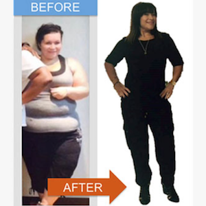 Connie Lost Over 100 Pounds!